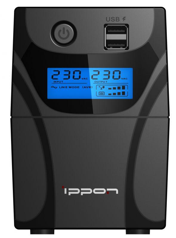 Back Power Pro II Euro 650/850
