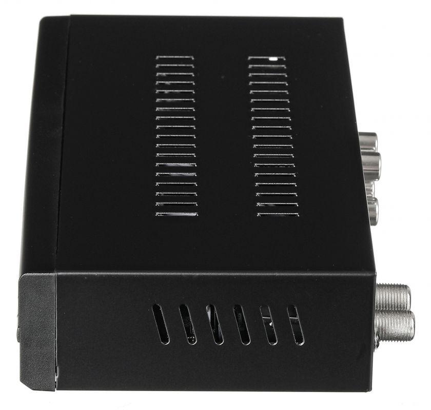 Ресивер DVB-C Hyundai H-DVB840 черный