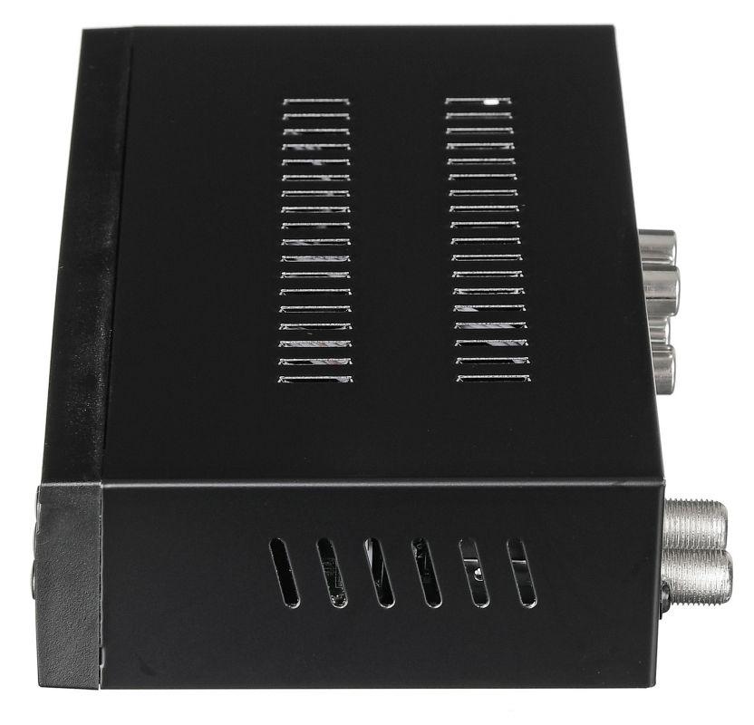 Ресивер DVB-C Hyundai H-DVB860 черный