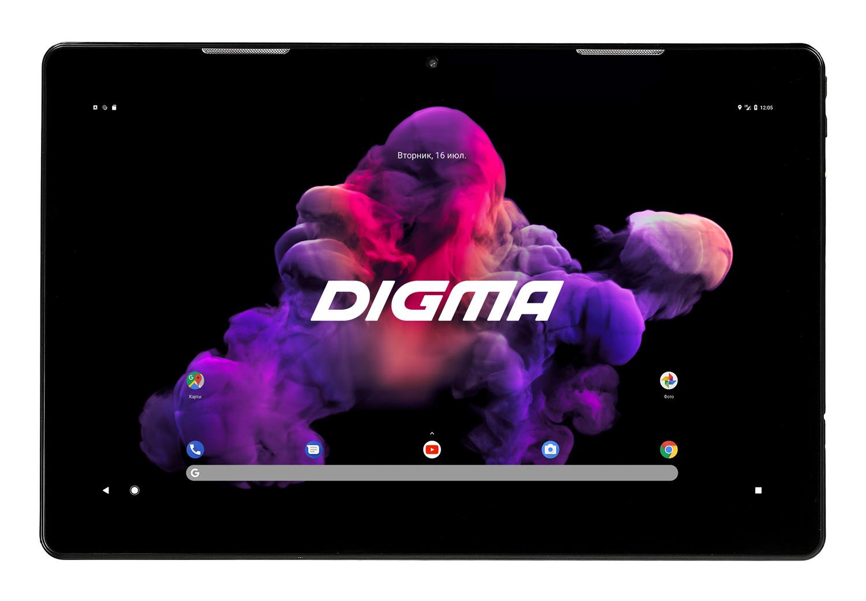 Планшет Digma CITI 3000 4G MTK8735 (1.1) 4C/RAM3Gb/ROM64Gb 13.3
