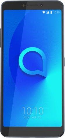 Смартфон Alcatel 5099D 3V 16Gb 2Gb черный моноблок 3G 4G 2Sim 6.0