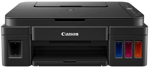 МФУ струйный Canon Pixma G2411 (2313C025) A4 USB черный