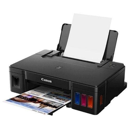 Принтер струйный Canon Pixma G1411 (2314C025) A4 USB черный