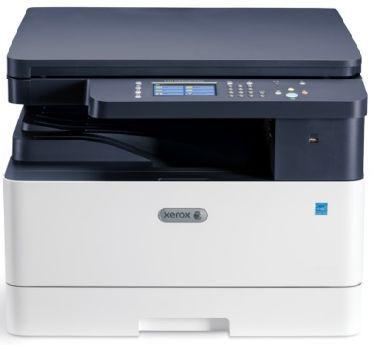 МФУ лазерный Xerox B1025DN (B1025V_B) A3 Duplex Net белый/синий