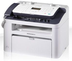 МФУ лазерный Canon i-Sensys FAX-L170 (5258B046) A4 белый/черный