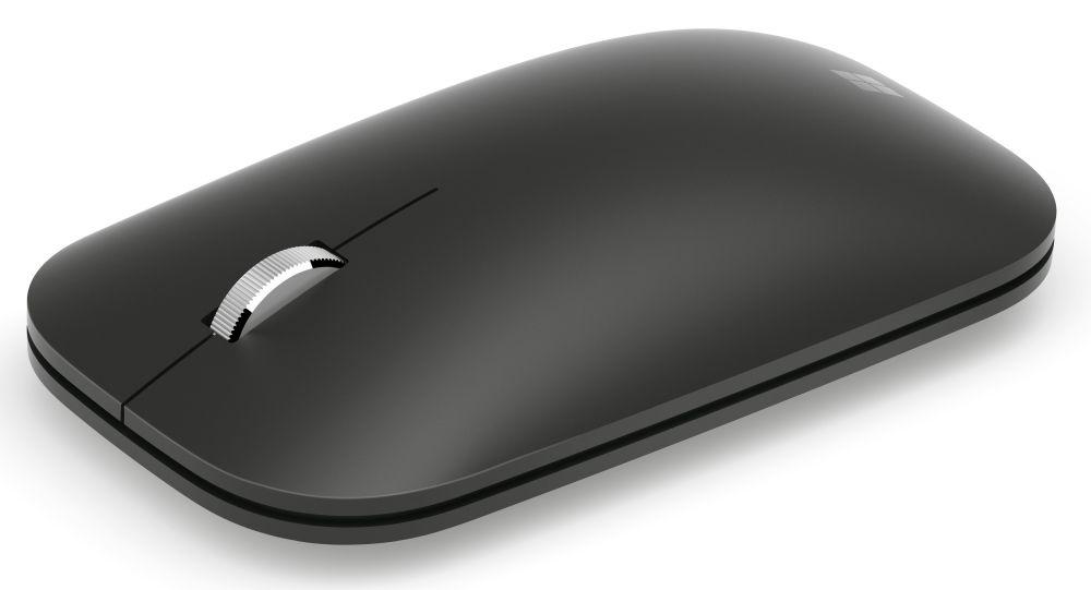 Мышь Microsoft Modern Mobile Mouse черный оптическая (1000dpi) беспроводная BT (2but)