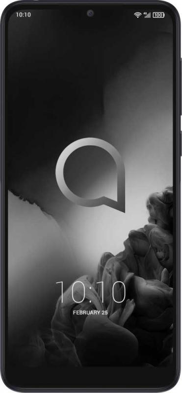 Смартфон Alcatel 5039D 3L (2019) 16Gb 2Gb черный моноблок 3G 4G 2Sim 5.94