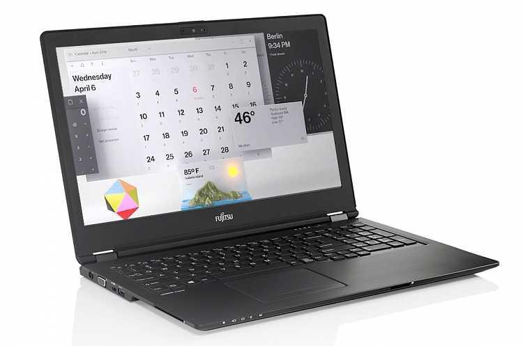 Ультрабук Fujitsu LifeBook U759 Core i5 8265U/8Gb/SSD512Gb/Intel UHD Graphics/15.6