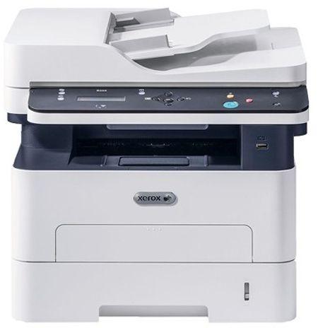 МФУ лазерный Xerox WorkCentre B205NI# (B205V_NI) A4 Net WiFi белый/синий