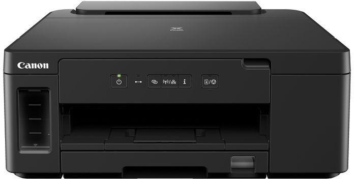 Принтер струйный Canon Pixma GM2040 (3110C009) A4 Duplex WiFi USB RJ-45 черный