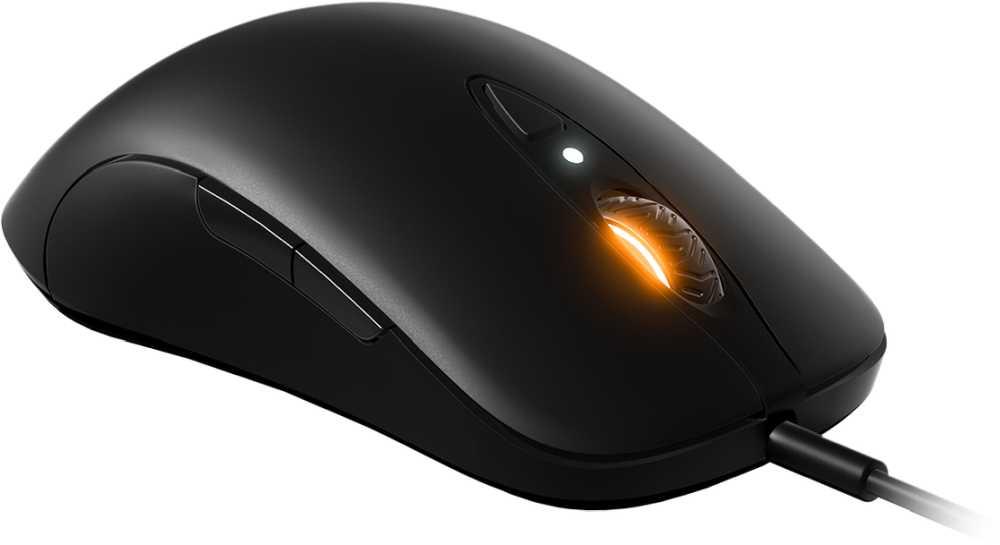 Мышь Steelseries Sensei Ten черный оптическая (18000dpi) USB (8but)