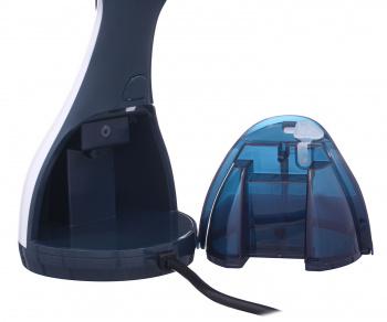 Отпариватель ручной Hyundai H-HS02834 1650Вт белый/синий