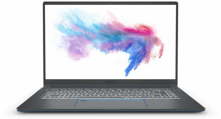 Ноутбук MSI Prestige 15 A10SC-213RU Core i5 10210U/8Gb/SSD512Gb/nVidia GeForce GTX 1650 MAX Q 4Gb/15.6