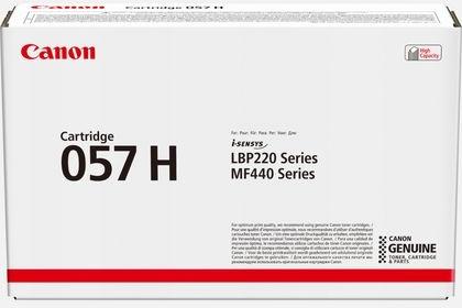Картридж лазерный Canon 057 H 3010C002 черный (10000стр.) для Canon LBP228x/LBP226dw/LBP223dw/MF449x/MF446x/MF445dw/MF443dw