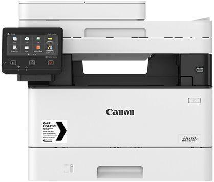 МФУ лазерный Canon i-Sensys MF445dw (3514C026) A4 Duplex WiFi белый/черный