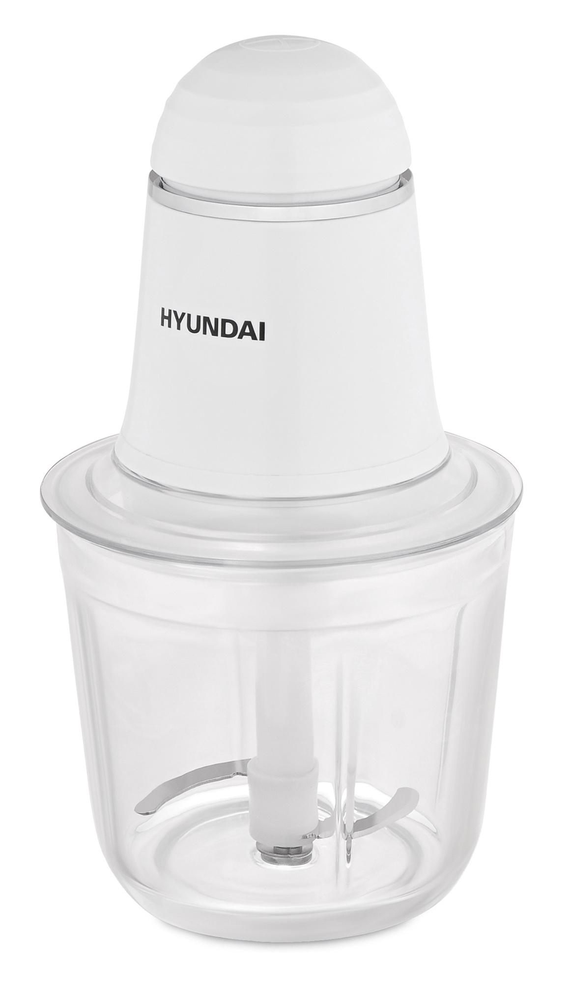 Измельчитель электрический Hyundai HYC-P2105 0.5л. 200Вт слоновая кость