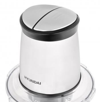Измельчитель электрический Hyundai HYC-P4115 1.5л. 400Вт серебристый