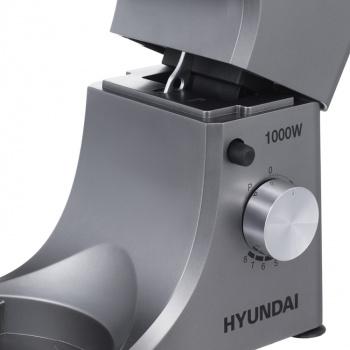 Миксер планетарный Hyundai HYM-S5451 1000Вт серый/черный