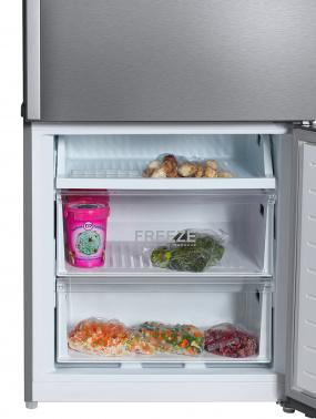 Холодильник Hyundai CC4553F черная сталь (двухкамерный)
