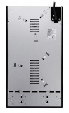 Варочная поверхность Hyundai HHE 3250 BG черный