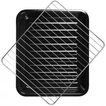 Мини-печь Hyundai MIO-HY051 30л. 1500Вт серебристый
