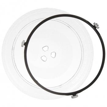 Микроволновая Печь Hyundai HYM-D2073 23л. 800Вт черный/Хром