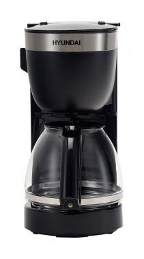 Кофеварка капельная Hyundai HYD-1206 800Вт черный