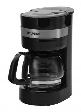 Кофеварка капельная Hyundai HYD-0605 600Вт черный
