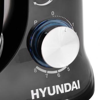 Миксер планетарный Hyundai HYM-S5461 1300Вт черный