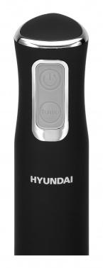 Блендер погружной Hyundai HYB-H3823 850Вт черный