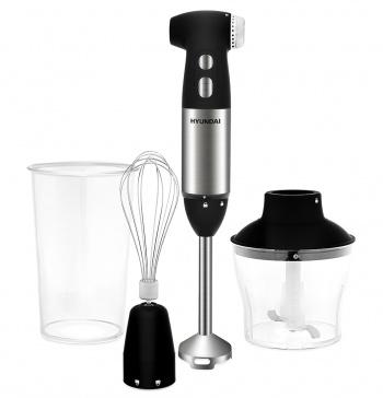 Блендер погружной Hyundai HYB-H4131 1000Вт черный