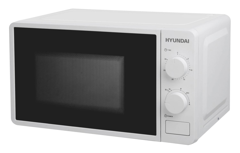 Микроволновая Печь Hyundai HYM-M2003 20л. 700Вт белый