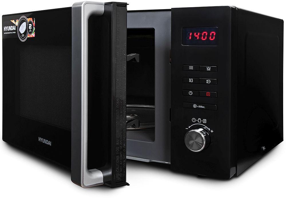 Микроволновая Печь Hyundai HYM-M2062 23л. 800Вт черный