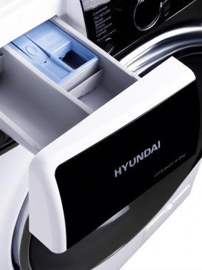 Стиральная машина Hyundai WFE8407 класс: A+++ загр.фронтальная макс.:8кг белый