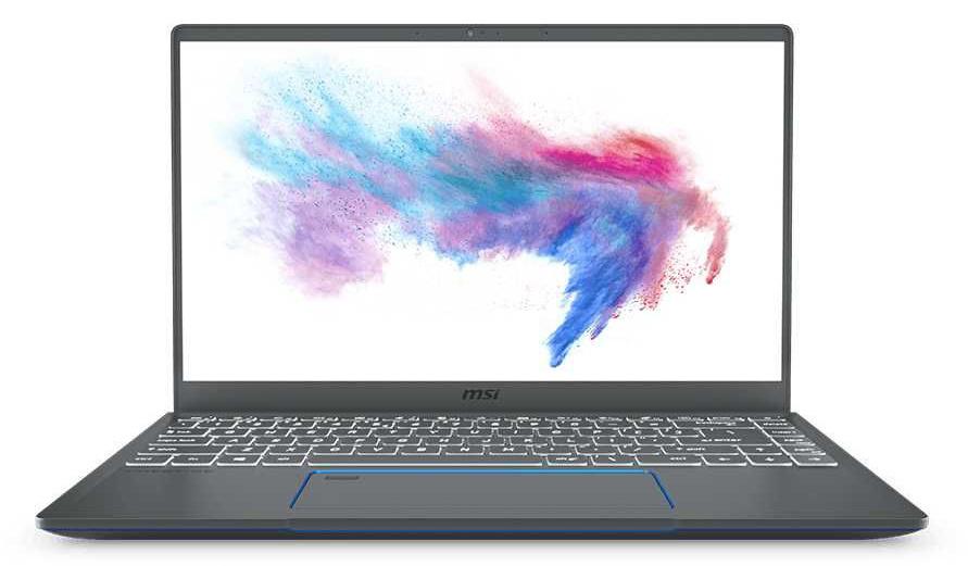 Ноутбук MSI Prestige 14 A10RAS-224RU Core i7 10510U/16Gb/SSD512Gb/NVIDIA GeForce MX330 2Gb/14