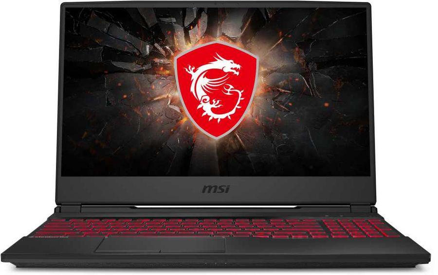 Ноутбук MSI GL65 Leopard 10SCXR-055XRU Core i7 10750H/8Gb/1Tb/SSD128Gb/nVidia GeForce GTX 1650 4Gb/15.6