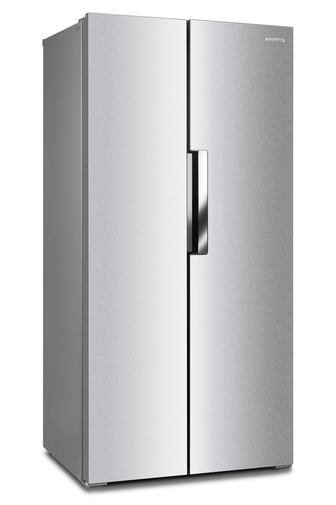 Холодильник Hyundai CS4502F нержавеющая сталь (двухкамерный)