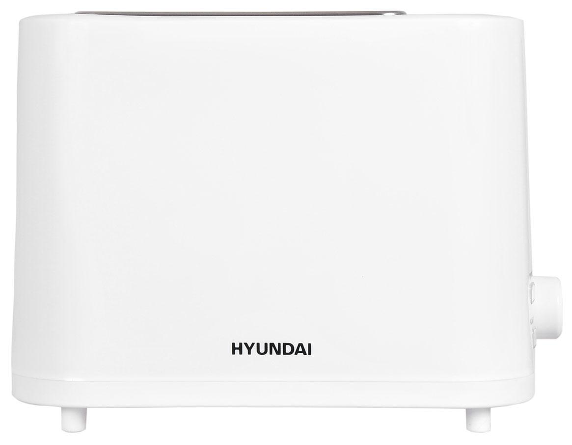 Тостер Hyundai HYT-3500 900Вт белый