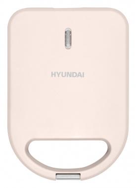 Сэндвичница Hyundai HYSM-1101 600Вт коричневый