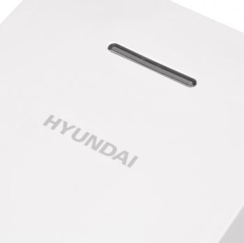 Сэндвичница Hyundai HYSM-1302 600Вт слоновая кость