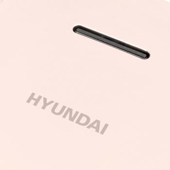 Сэндвичница Hyundai HYSM-1303 600Вт коричневый
