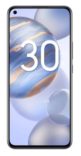 Смартфон Honor 30 128Gb 8Gb черный моноблок 3G 4G 5.84