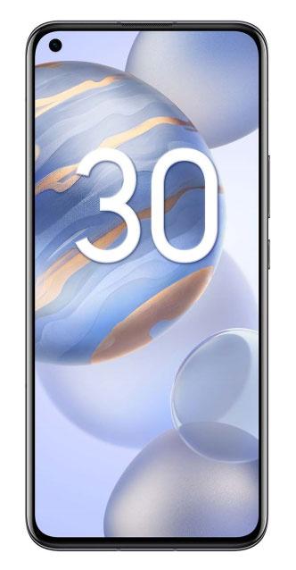 Смартфон Honor 30 Premium 256Gb 8Gb черный моноблок 3G 4G 6.83