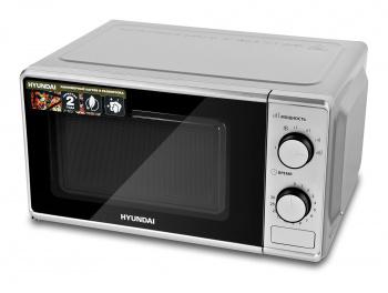 Микроволновая Печь Hyundai HYM-M2042 20л. 700Вт серебристый