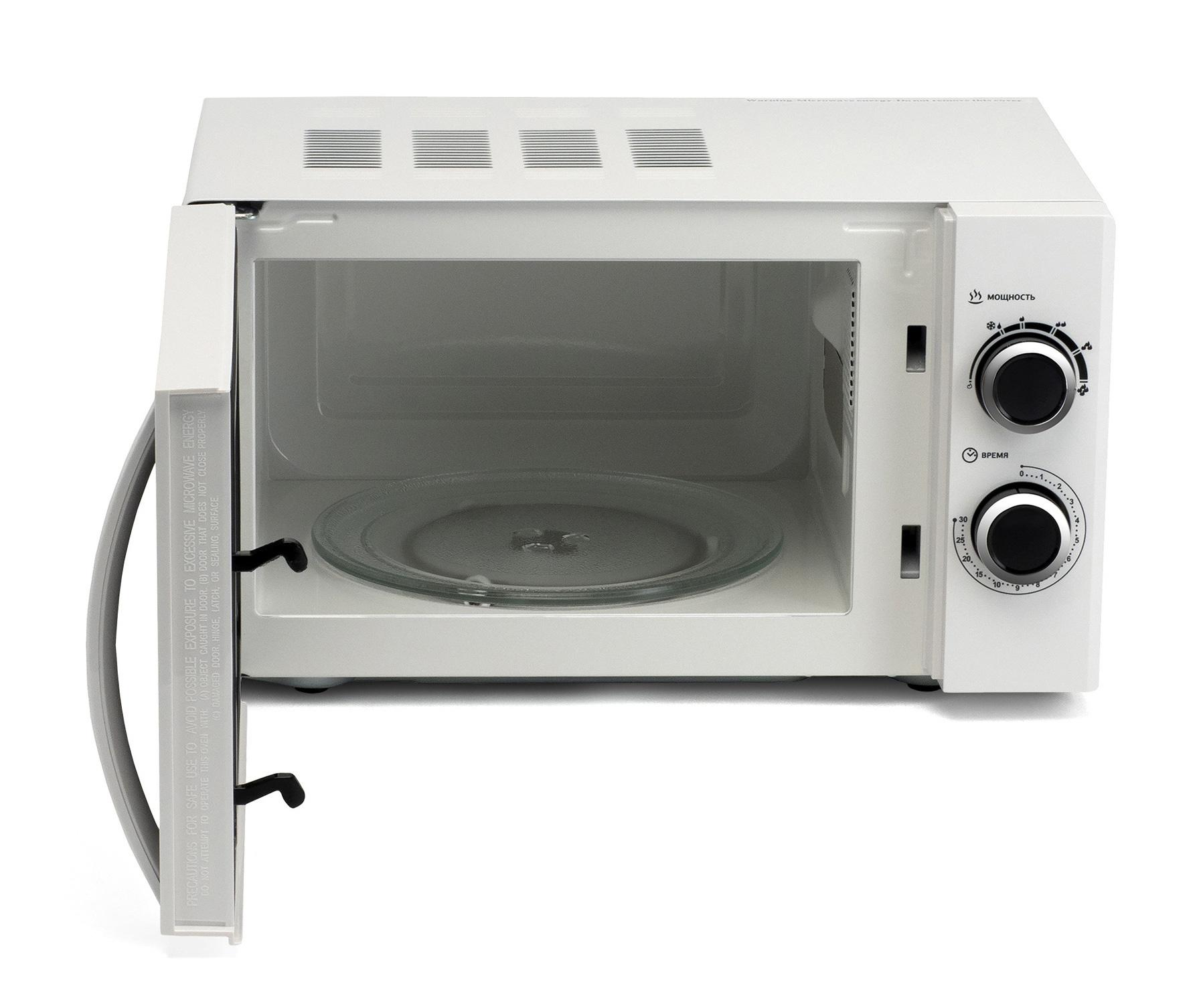 Микроволновая Печь Hyundai HYM-M2043 20л. 700Вт белый/черный