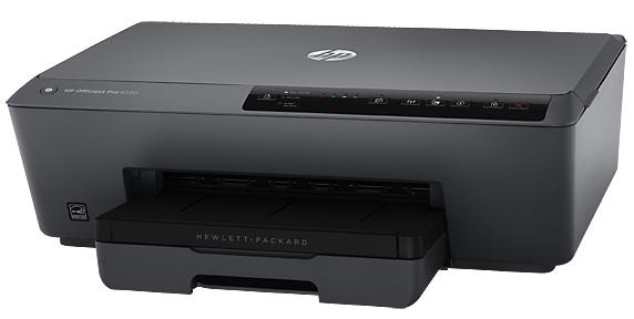 Принтер струйный HP Officejet Pro 6230 (E3E03A) A4 Duplex WiFi USB RJ-45 черный