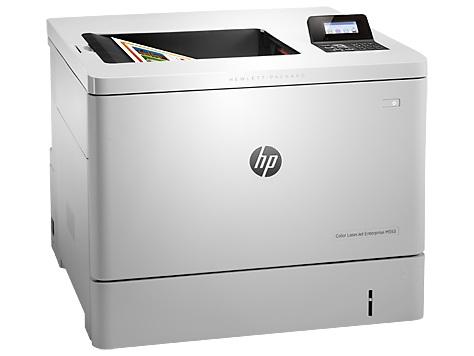 Принтер лазерный HP Color LaserJet Enterprise M553dn (B5L25A) A4 Duplex
