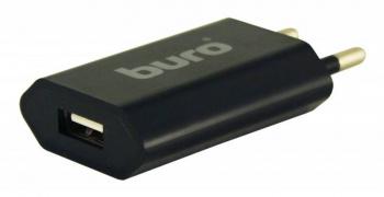 Сетевое зар./устр. Buro TJ-164b 1A универсальное черный