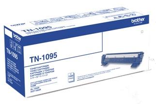 Картридж лазерный Brother TN1095 черный (1500стр.) для Brother HL-1202R/DCP-1602R
