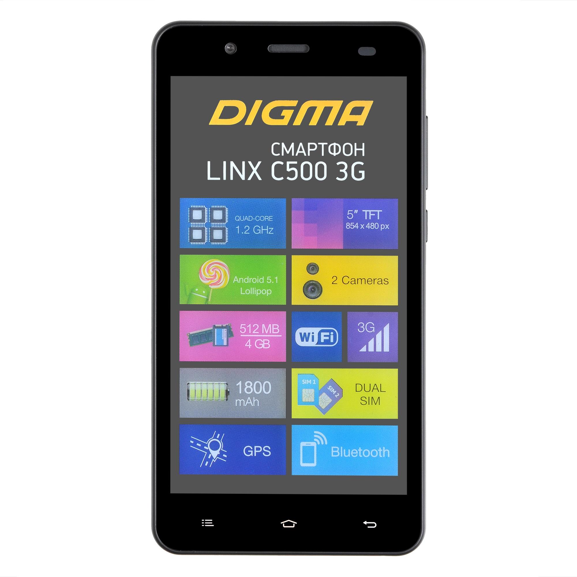 LINX C500 3G